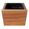 Gro Products Square Planter Box