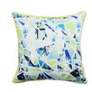 A1 Home Collections LLC Exotic Profusion Artistic Decorative Cotton Throw Pillow