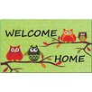 A1 Home Collections LLC Welcome Home Doormat