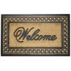 A1 Home Collections LLC Brush Doormat