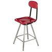 USA Capitol Legacy Plastic Classroom Chair