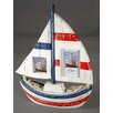 Judith Edwards Designs Sailboat Double Picture Frame
