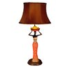 """Judith Edwards Designs Jamaican Lady with Bananas 27"""" H Table Lamp with Bell Shade"""