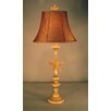 """Judith Edwards Designs Star Fish 33"""" H Table Lamp with Bell Shade"""