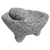 MBR Industries Granite Mortar and Pestle