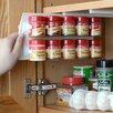 SpiceStor 20 Clip Cabinet Spice Organizer