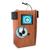 Oklahoma Sound Vision Floor Lectern