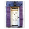 Ready2hangart 'Mews Doors' by Bruce Bain Photographic Printt on Wrapped Canvas