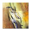 Ready2hangart 'Bueno Exchange LXXI' by Alexis Bueno Graphic Art on Wrapped Canvas