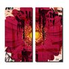 Ready2hangart Painted Petals CI 2 Piece Graphic Art on Canvas Set