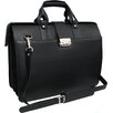 AmeriLeather Leather Doctor's Carriage Briefcase