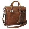 AmeriLeather Holmes Investigator Briefcase