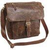 AmeriLeather Finn Messenger Bag