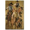 WGI-GALLERY That Western Spirit Painting Print on Wood