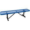 Highland Products Expanded Metal Park Bench