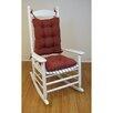 Klear Vu Saturn Gripper Jumbo Rocking Chair Cushion