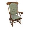 Klear Vu Saturn Gripper DelightFill Rocking Chair Cushion