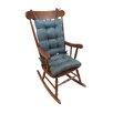 Klear Vu Scion Gripper Jumbo Rocking Chair Cushion