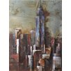 Empire Art Direct 'The Empire State Building' Mixed Media Iron Wall Sculpture