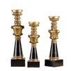Jenkins Lamp, Inc. 3 Piece Candlestick Set