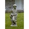 Campania International Male Golfer Statue