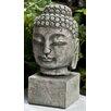 Campania International Serene Buddha Bust Statue