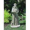 Campania International St. Francis Statue with Animals