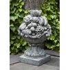 Campania International Italian Fruit Basket Statue