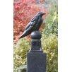 Campania International Raven Statue
