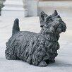 Campania International Angus Scotty Dog Statue
