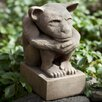 Campania International Sitting Gargoyle Statue
