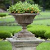Campania International Smithsonian Round Urn Planter