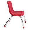 "Benee's 14"" Plastic Classroom Chair"