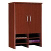 "Bush Business Furniture Series C: 43"" H x 30"" W  Hutch (2-Door)"