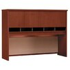 "Bush Business Furniture Series C:43"" H x 60"" W Hutch"