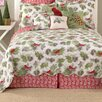 Laurel and Mayfair Winter Bird Reversible Quilt