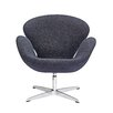 Fine Mod Imports Swan Arm Chair