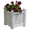 Dura-Trel Square Planter Box