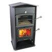 HomComfort Indoor/Outdoor Wood Oven