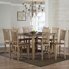 Sunset Trading Brookdale 9 Piece Dining Set