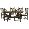 Sunset Trading Extendable Dining Table