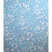 """Flavor Paper Hibiscus 15' x 27"""" Floral and botanical Wallpaper (Set of 3)"""