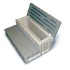 "Leisure Accents 36"" W Storage Spa/Patio Step"