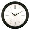 "Artistic Products Roman Black 12"" Wall Clock"