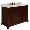"Sunnywood Grand Haven 48"" Bathroom Vanity Base"