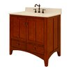 "Sunnywood Expressions 36"" Bathroom Vanity Base"