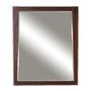 """Sunnywood Jayden 30"""" X 36 Framed Mirror"""