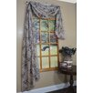 """Curtain Chic Rosecliff 144""""L Single Panel Scarf"""