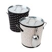 Occasionally Made 2 Piece Ice Bucket with Trellis Cover Set