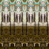 Zatista Limited Edition 'Skyland Cathedral' by David Eubank Graphic Art on Canvas